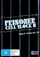 PRISONER - CELL BLOCK H - VOLUME 10 - EPS. 289-320 (8 DVD SET) NEW!!! SEALED!!!