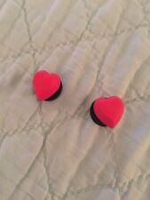 JIBBITZ Authentic New Hearts Crocs Bracelet
