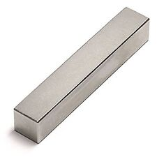 4 Inch Long Heavy Duty Strong Bar Rare Earth Block Magnets 100 X 10 X 10mm N48