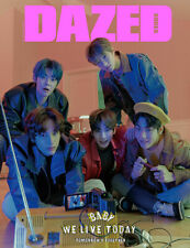 TXT DAZED AND CONFUSED Korea Magazine Spring Special Edition 2020 Rocket Punch