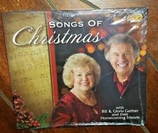 Songs of Christmas by Bill & Gloria Gaither (CD, 2012, Spring House)