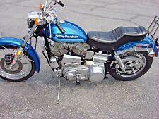 1976 AMF Harley-Davidson Super-Glide- 9,163 Original Miles