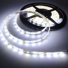 Cool White 300 LED DC 12V 5M 3528 SMD Leds Strip Light Car New