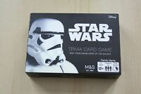 Star Wars Test Your Knowledge Of The Galaxy Trivia Card Game M & S Issue