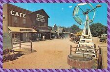 Carte Postale - FRONT STREET , Ogallala, Nebraska