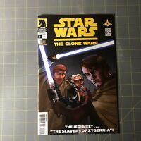 Star Wars The Clone Wars #2 Dark Horse 2008 Ahsoka Tano