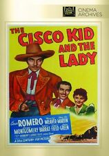 Cisco Kid & the Lady - Region Free DVD - Sealed