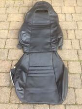 Toyota MR2 W3 1999-2007 Driver R/H Black Leather Seat Cover from Germany