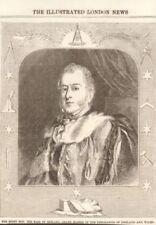 Engraving Paper Portrait Art Prints
