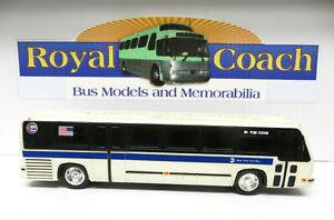 "New York City MTA  RTS Plastic10"" Bank Bus"