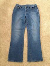 Women's Lauren Jeans Co. Size 8  Mid-Rise Bootcut Jeans