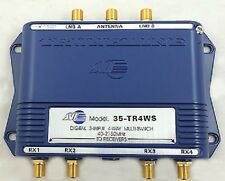 JVI 35-TR4WS 3X4 Multi Switch Satellite/ Cable TV, Dish, Direct TV