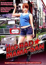 Big, Bad Mama-San (DVD, 2013)