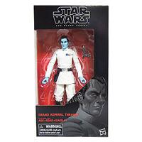 "Star Wars Black Series 6"" EP8 The Last Jedi #47 GRAND ADMIRAL THRAWN In-Hand"