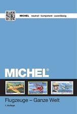 Michel Katalog Flugzeuge Vliegtuigen catalogue Aircraft Avions Aeroplanos