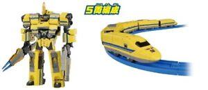 NEW Plarail Shinkansen deformed Robo Sincarion DXS 11 Shinkalion Doctor Yellow