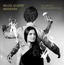 Beethoven: The Complete String Quartets  CD NEW