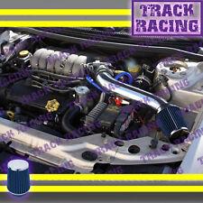 95-00 DODGE STRATUS CHRYSLER SEBRING CIRRUS V6 LONG AIR INTAKE KIT Black Blue 2