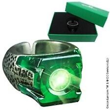 Green Lantern Light Up Ring Licensed Prop Replica Light-up ring Noble NN5133