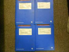 1998 99 00 01 02 VW PASSAT Steering Body ABS EDL Service Repair Shop Manual SET