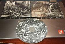 krieg rise of the imperial hordes cd isd skinhead black metal xasthur darkthrone