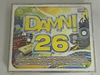 Damn! 26 – Pitbull, Van Helden, Chicane - Various Artists (3 CD Set) NEW/SEALED
