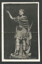 Holy card antique de San Expedito santino image pieuse estampa
