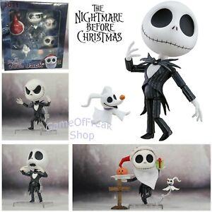 Figura JACK SKELLINGTON NENDOROID 1011 Nightmare Before Christmas 10 cm Figure