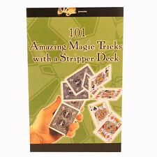101 Tricks with a Stripper Deck - Magic Tricks with Stripper Cards Book