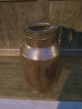 Vintage Country Copper Farm Farmhouse Milk Can Jug