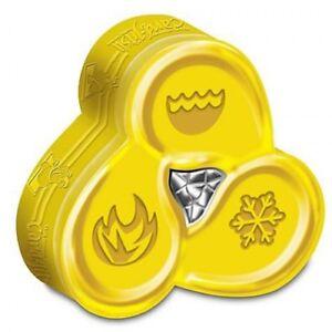 Club Penguin Card-Jitsu Water Series 4 Tin Set [Gold]