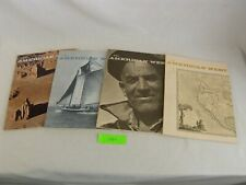 Complete Year 1964 All 4 Issues of The American West Magazine N/Mint Condition