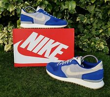 ❤ BNWB & Authentic Nike ® Air Vortex Trainers in Indigo Force & Cream UK Size 6
