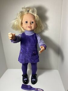 PLAYMATES AMAZING ALLY INTERACTIVE DOLL,1999, Vintage