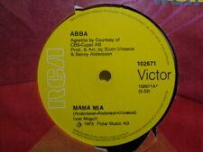 """ABBA """"Mama Mia"""" 1975 RCA Oz 7"""" 45rpm"""