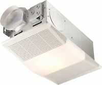 NuTone 665RP Heat-A-Ventlite 70CFM Exhaust Fan