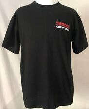 Dashboard Confessional 2006 Dusk To Summer Tour Black Crew Shirt Size Large