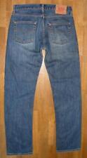 """Cool: larga Levi's 505 Jeans/Levis blue-jeans en azul en w33""""/l34"""""""