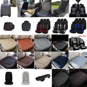 Car Seat Protector Cover Warm Cover Pad Breathable Cushion Multi-Style