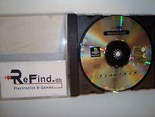 FORMULA ONE CUSTIDIA NON ORIGINALE PLAYSTATION 1 PS1 PSX PS2 PS3