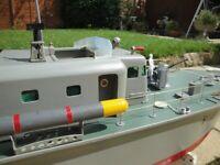 New Vosper Perkasa torpedo and cradle from 3Dclever