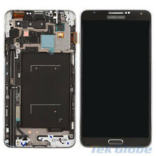 422dc4c15f7c Black LCD Touch Screen Digitizer + Frame for Samsung Galaxy Note 3 N9005 LTE