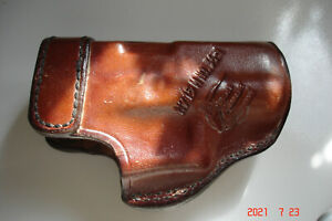 Used Brown Don Hume # H715M No# 36-1 Belt Gun Holster