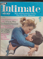 Intimate Story Magazine September 1960 Contraceptive Pill