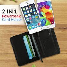 ZHUSE Wallet Power Bank 4000mAh & Card Package
