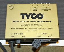 Tyco Model Train Hobby Transformer Model 899V