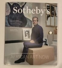Sotheby`s  PREFERRED Collector & Patron R. Devereux AFRICAN ART NOW, APRIL 2018