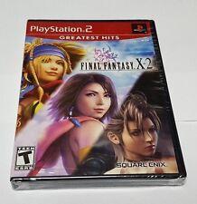 Final Fantasy X-2 (Sony PlayStation 2, 2003)