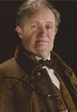 HARRY POTTER* JIM BROADBENT 'HORACE SLUGHORN' SIGNED 6x4 PORTRAIT PHOTO+COA