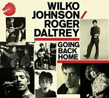 Wilko Johnson / Roger Daltrey - Going Back Home (2014)  CD  NEW  SPEEDYPOST
